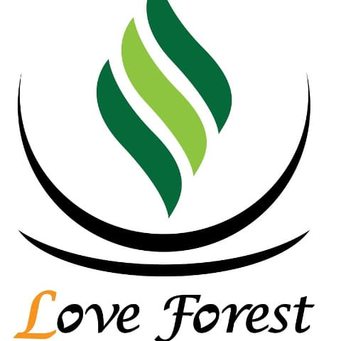 Love forest, Chiang Mai, Thaïland