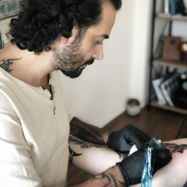 Tattoo, Turkey - Birkan Güler